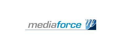 株式会社メディアフォースのロゴ
